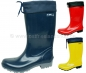 Preview: Damen Regenstiefel / Gummistiefel in 3 Farben